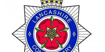 Lancs Police badge